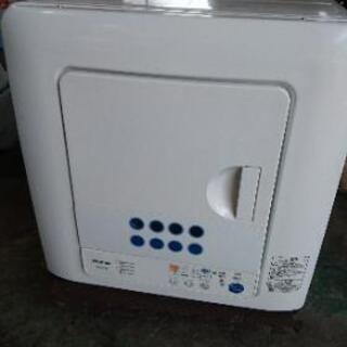 取引中☆東芝衣類乾燥機6kg2018年製☆