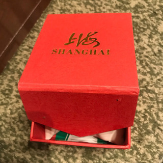 上海時計箱(空)