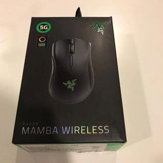 razer mamba wireless ゲーミングマウス