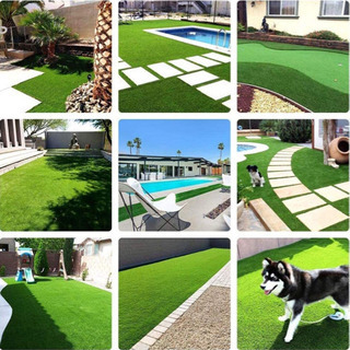 人工芝生 自然 排水機能
