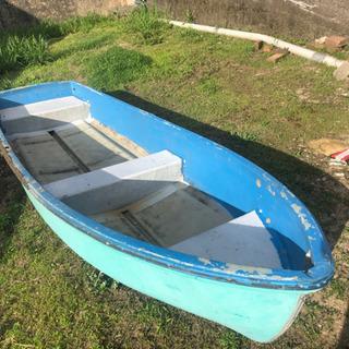 FRP ボート 本体 詳細不明 直接引き取り限定