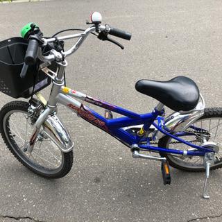 自転車  男の子  18インチ