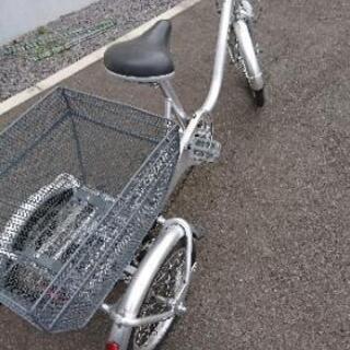 値下げ  シニア用三輪車