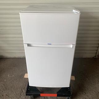 ハイアール 冷蔵庫 JR-N85A-W
