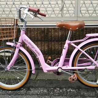 18インチ 子供用自転車 女の子