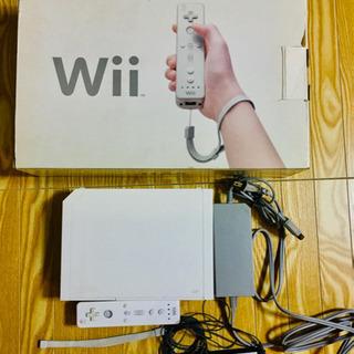 任天堂 Nintendo Wii RVL-S-WA