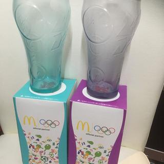 マクドナルド グラス オリンピック