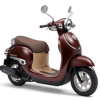 HONDA ジョルノ ブラウン (原付バイク、50cc)