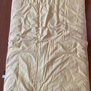 幼児 掛け布団 寝具 カバー付き