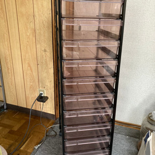 10段収納ボックス