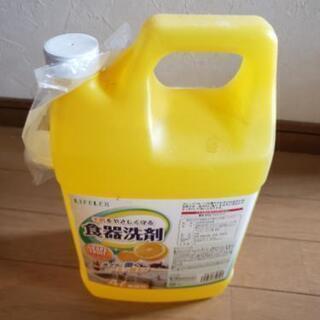 つめかえ洗剤4L