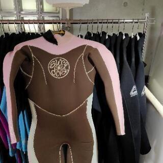 かわいいウエットスーツ!!サーフディーバ