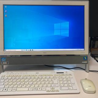御商談中 NEC i7 8GB 2TB 一体型ディスクトップパソコン