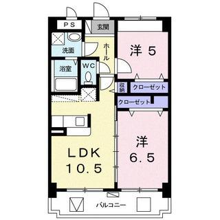 【即入居可能!!築浅☆彡名護のオートロック付2LDK最上階のお部...