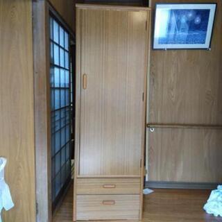 ★ 木製洋服タンス・高さ約180cm ★