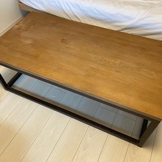 ビンテージ風 ローテーブル