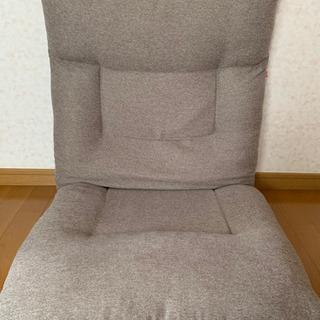 お値下げ!明光ホームテック レバー式座椅子