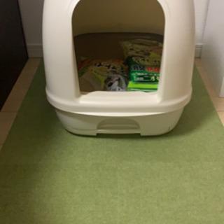 猫トイレ 花王システムトイレ