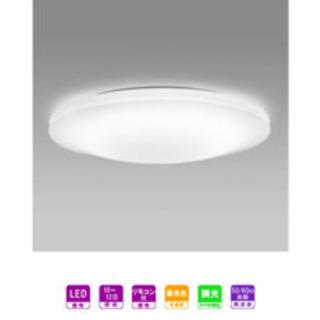 NEC  LEDシーリングライト 〜12畳 調光タイプ 昼光色 ...