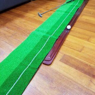 パターゴルフ練習セット