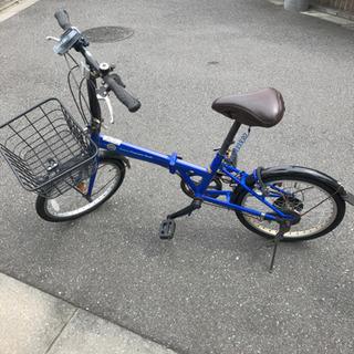 【再募集】折りたたみ自転車差し上げます。