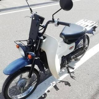 SUZUKI バーディー50Fi 上越市