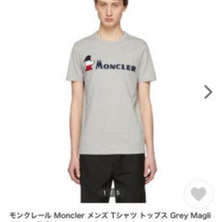 モンクレール Tシャツ 新作