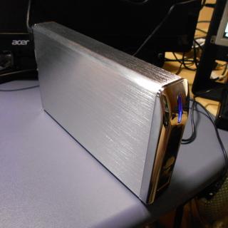 USB3.0  外付けハードディスク  3TB の画像