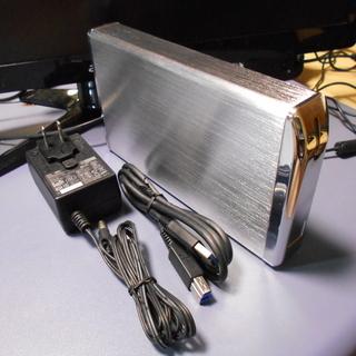 USB3.0  外付けハードディスク  3TB  - パソコン