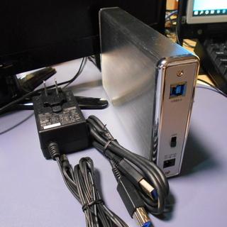 USB3.0  外付けハードディスク  3TB  − 千葉県