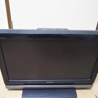 【ジャンク品につき無料!】SONY 液晶テレビ 部品取りにいかがですか?