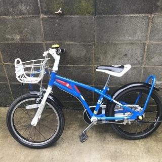 2年前程にアサヒで購入したマリオカート18インチキッズ自転車 大...