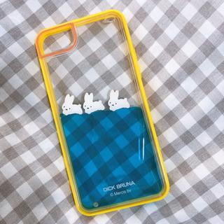 ネット完売!ミッフィーiPhone8液体ケース🐰