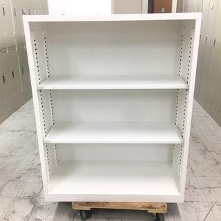 中古美品 SEIKO オープン書庫  書類整理保管庫 3段…
