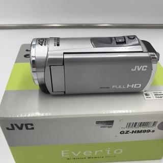【美品】ハイビジョンメモリームービー JVC (送料無料)