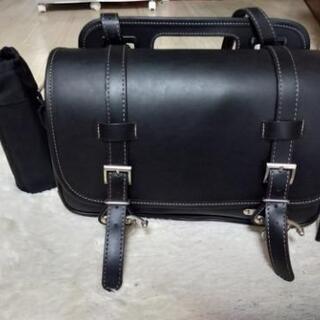 バイク用 サイドバッグ2