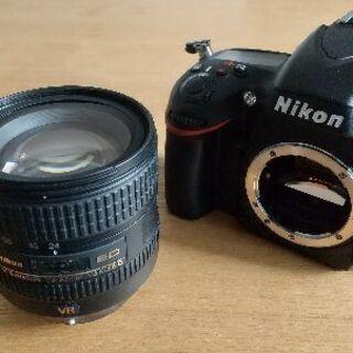 Nikon 一眼レフ D610 レンズ付き