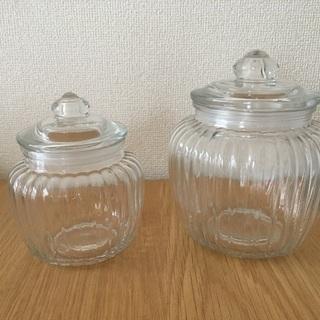 ガラスジャー ガラス瓶