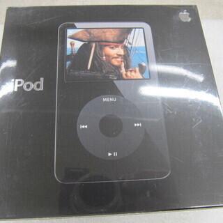 超希少 新品未開封 iPod 第5世代 80GB ブラック MA...