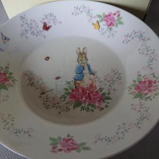 ピーターラビット カレー皿  大皿  新品