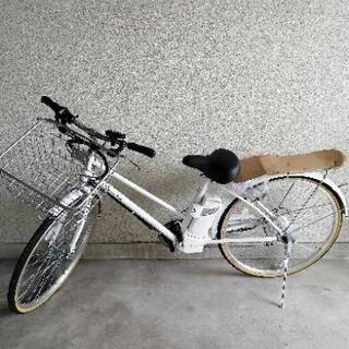 未使用展示品☆配送無料!電動アシスト自転車
