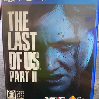 【PS4】The Last of Us Part II 【CER...