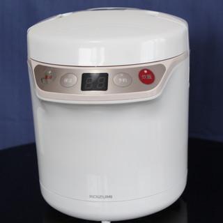 コイズミ 小型炊飯器 ライスクッカーミニ KSC-1511 0....