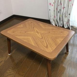 折り畳みのテーブル