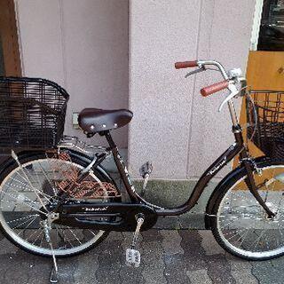 Hokkorisu 24吋ファミリーサイクル シングル/LEDオ...
