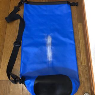 筒形防水バッグ20L(未使用品) - 船橋市