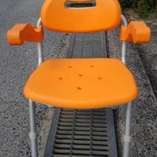 【パナソニック】介護入浴用 風呂椅子 折りたたみシャワーチェアー...