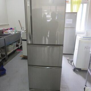 持ち帰り特価!TOSHIBA冷蔵庫339L 2009年製GR-3...