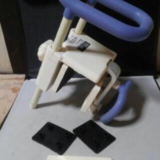 アロン化成 安寿 高さ調節付浴槽手すりUST-130