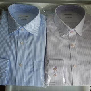 80、【お得!】メンズワイシャツ長袖2枚セット✨お早めに✨